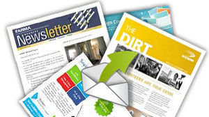 NEWSLETTER / EMAILER DESIGN